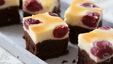 Brownies Rezeptuebersicht