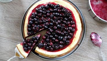 Cheesecake Rezeptübersicht