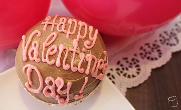 Schreiben mit Buttercreme – Happy Valentine's Day {Tipps & Tricks}