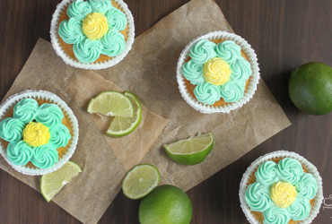 {Cupcake Monday} Lemon Drop
