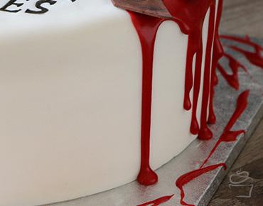 Game of Thrones Red Velvet Cake Tutorial