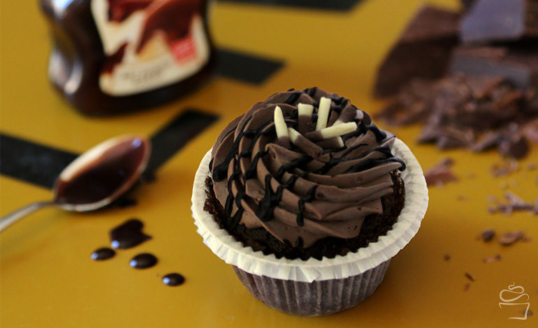 {Cupcake Monday} Death by Chocolate