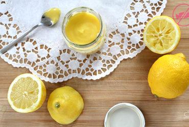 Lemon Curd Grundrezept – fructosefrei –