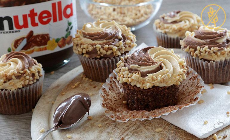 {Cupcake Monday} Hazelnut-Caramel <br>– glutenfrei –