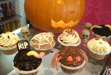 {Cupcake Monday} Boo-tiful Pumpkin <br>– glutenfrei –