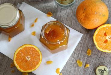 OranGin Marmelade – Sonniger Brotaufstrich mit Schuss
