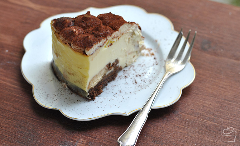 Tiramisu Cheesecake meiliese Blogparade