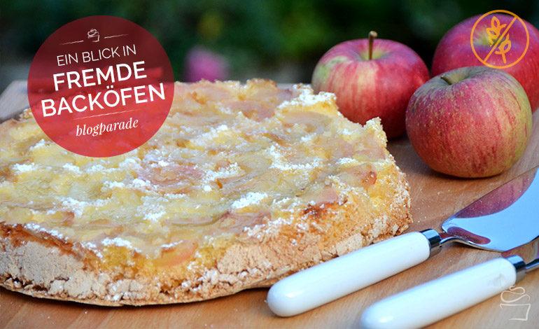Scharlotka Kuchen mit Äpfeln {Blogparade}